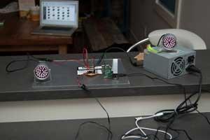 RPi camera prototype