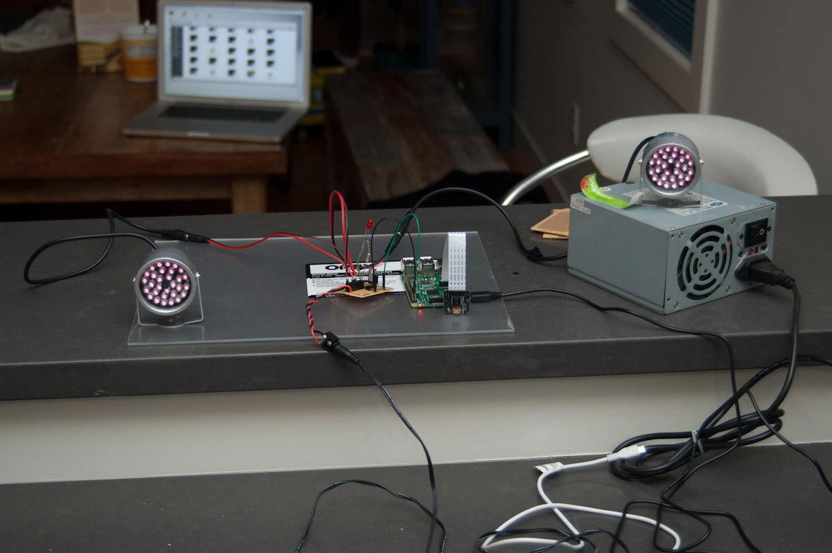 Raspberry Pi Security Camera | Armin's Notebook